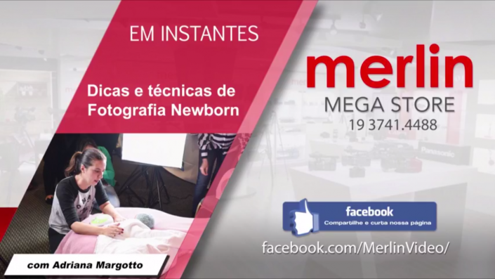 Live da Merlin Foto e Video com Adriana Margotto